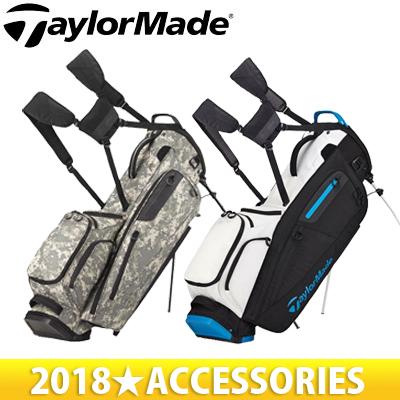 TaylorMade [テーラーメイド] TM18 フレックステック スタンドバッグ LNQ53