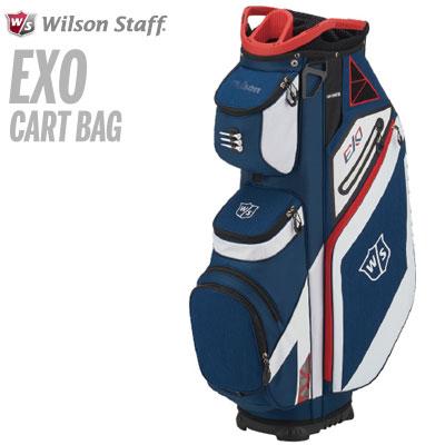 WILSON [ウィルソン] EXO カート メンズ キャディバッグ 26124