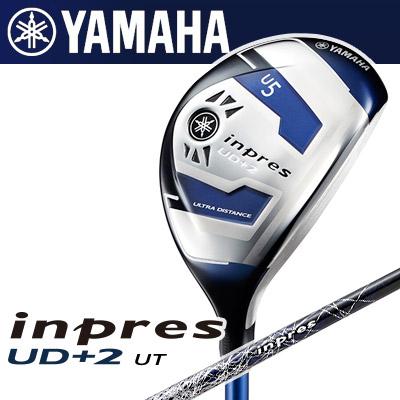 YAMAHA [ヤマハ] inpres インプレス UD+2 ユーティリティ TMX-417U カーボンシャフト