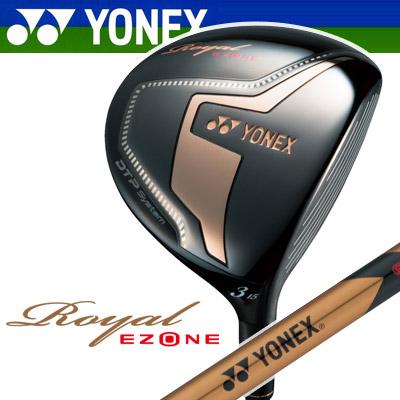 YONEX [ヨネックス] Royal EZONE [ロイヤル イーゾーン] ハイブリッドフェアウェイウッド XELA for ROYAL カーボンシャフト