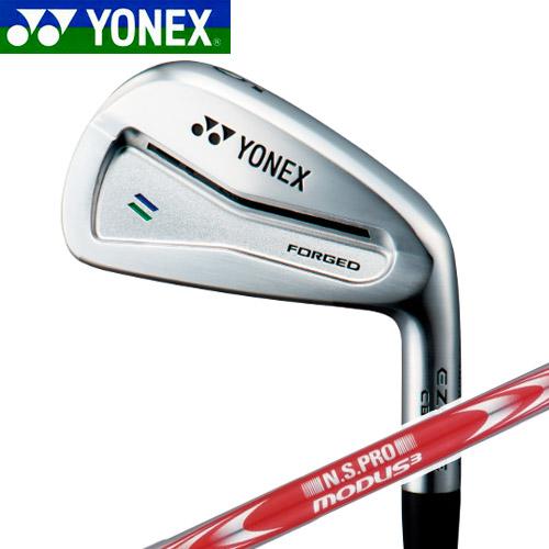 YONEX [ヨネックス] EZONE CB 301 フォージド アイアン 6本セット(#5~9、PW) N.S.PRO MODUS3 SYSTEM3 TOUR125 スチールシャフト