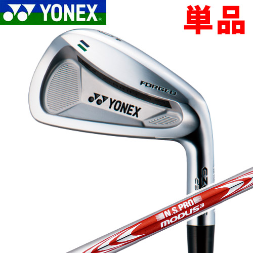 YONEX [ヨネックス] EZONE CB 501 フォージド 単品アイアン (#3、#4) N.S.PRO MODUS3 TOUR105 スチールシャフト