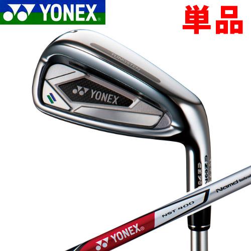 YONEX [ヨネックス] EZONE CB 701 フォージド 単品アイアン (#5、#6、AW、AS、SW) NST400 カーボンシャフト