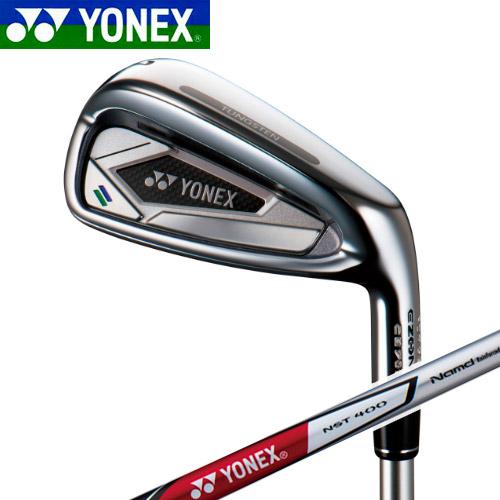 YONEX [ヨネックス] EZONE CB 701 フォージドアイアン 4本セット(#7~PW) NST400 カーボンシャフト