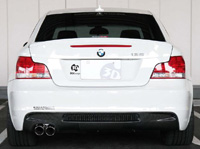 大人気新品 3D Design Rear リアディフューザー Design BMW 1シリーズ 135i M-Sport E82用 シングル BMW (3108-18211)【エアロ】3Dデザイン Rear Diffuser, ふらわーあんどぐりーんheh:b1f1739f --- svapezinok.sk
