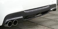 3D Design リアディフューザー BMW 3シリーズ 320i/323i/325i/330i M-SPORT E90/E91用 シングル (3108-19011)【エアロ】3Dデザイン Rear Diffuser