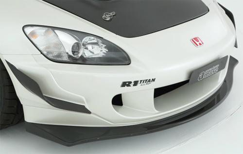 amuse レガーロ フェイス フロントバンパー ホンダ S2000 AP1/AP2用 【エアロ】アミューズ Front Bumper