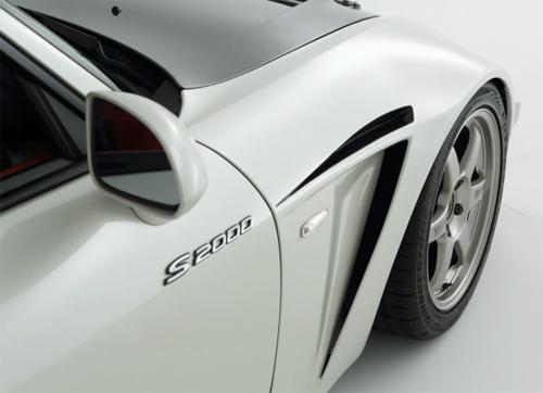 amuse レガーロ フェイス フロントフェンダー ホンダ S2000 AP1/AP2用 【エアロ】アミューズ Front Fender