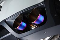 AMUSE R1TITAN RS SILENT GOLD RING 日産 ニッサン GT-R R35用 【マフラー】【自動車パーツ】アミューズ R1チタン RSサイレント ゴールドリング【車関連の送付先指定で送料無料】