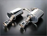 AUTOEXE Premium Tail Muffler マツダ アテンザスポーツワゴン GY3W用 (MGX8500)【マフラー】【自動車パーツ】オートエクゼ プレミアムテールマフラー
