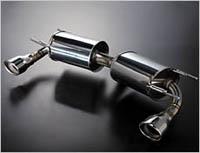 AUTOEXE Premium Tail Muffler マツダ ロードスター NCEC用 (MNX8Y00)【マフラー】【自動車パーツ】オートエクゼ プレミアムテールマフラー