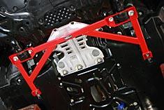 AUTOEXE MEMBER BRACE SET マツダ アクセラ BM2FS/BMEFS/BM5FS用 (MBM4700)【補強パーツ】オートエクゼ メンバーブレースセット