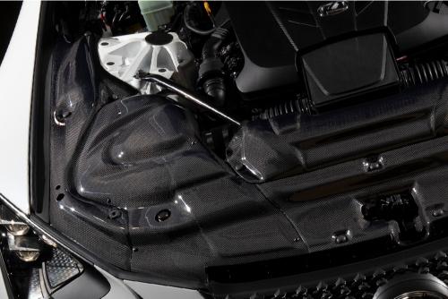 INTAKE レクサス カーボンインテークシステム URZ100用 CARBON (27021)【インテーク】ブリッツ LC500 SYSTEM BLITZ