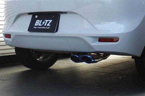 【クーポンで100円OFF】BLITZ NUR-SPEC VSR スズキ バレーノ WB42S用 (63530V)【マフラー】【自動車パーツ】ブリッツ ニュルスペック ブイエスアール