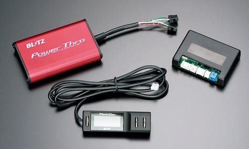 【送料無料】レスポンスとパワーを同時に制御  BLITZ POWER THRO トヨタ C-HR NGX50/NGX10用 (BPT08)【スロコン】【サブコン】ブリッツ パワスロ パワーアップ&スロットルコントローラー