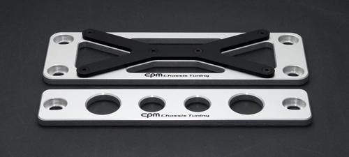 CPM ロアーレインフォースメント メルセデスベンツ Bクラス FF W246用 (CLRF-MB003)【補強パーツ】シーピーエム Lower Rein forcement
