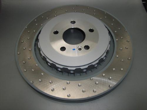 DIXCEL BRAKE DISC ROTOR PD Type リア用 メルセデスベンツ AMG S63 ロング/S65 ロング W221 221177/221174/221179用 (PD1167912S)【ブレーキローター】ディクセル ブレーキディスクローター PDタイプ