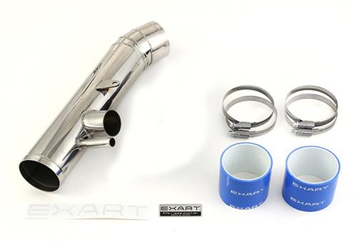EXART Air Intake Stabilizer トヨタ マークX GRX130/GRX135用 サウンドジェネレーター対応型 (EA04-LX100-C)【インテーク】エクスアート エアインテーク スタビライザー