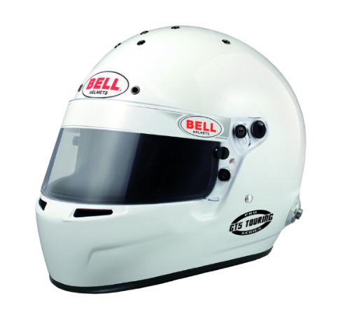 Bell Racing Helmets >> Bell Racing Helmets Pro Series Gt5 Touring Color White Bell Racing Helmet Pro Series Gt5 Touring