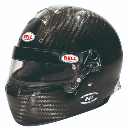 BELL RACING HELMETS CARBON Series RS7 CARBON カラー:カーボンブラック【四輪用ヘルメット】ベルレーシングヘルメット カーボンシリーズ RS7カーボン