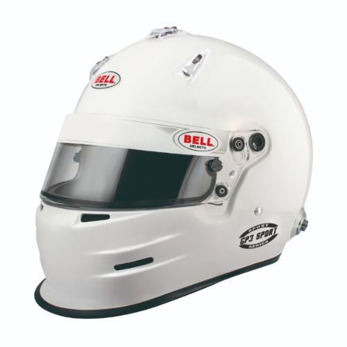 BELL RACING HELMETS SPORT Series GP3 SPORT カラー:ホワイト【四輪用ヘルメット】ベルレーシングヘルメット スポーツシリーズ GP3スポーツ