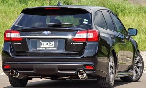 HKS Hi Power SPEC-L スバル レヴォーグ 1.6L VM4用 (31019-AF029)【JQR認定品】【マフラー】【自動車パーツ】エッチケーエス ハイパワースペックL【車関連の送付先指定で送料無料】