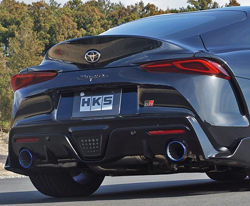 HKS Super Turbo MUFFLER トヨタ GRスープラ DB42用 (31029-AT003)【JARI認定品】【マフラー】【自動車パーツ】エッチケーエス スーパーターボマフラー【車関連の送付先指定で送料無料】