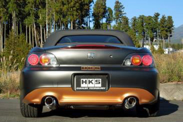 HKS Hi Power SPEC-L ホンダ S2000 AP1用 (32016-AH028)【JASMA認定品】【マフラー】【自動車パーツ】エッチケーエス ハイパワースペックL【車関連の送付先指定で送料無料】