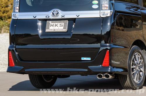【クーポンで最大2000円OFF】HKS LEGAMAX Premium トヨタ ヴォクシー ZS 2.0L 2WD ZRR80W用 (32018-AT042)【JQR認定品】【マフラー】【自動車パーツ】エッチケーエス リーガマックス プレミアム【車関連の送付先指定で送料無料】