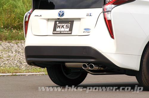 HKS LEGAMAX Premium トヨタ プリウス ZVW55用 (32018-AT056)【JQR認定品】【マフラー】【自動車パーツ】エッチケーエス リーガマックス プレミアム【車関連の送付先指定で送料無料】