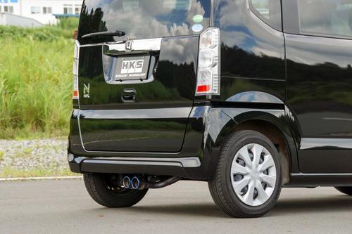 HKS Cool Style ホンダ エヌボックス NA MC後 JF1用 (32024-AH003)【JQR認定品】【マフラー】【自動車パーツ】エッチケーエス クールスタイル