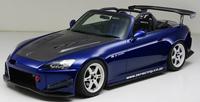 J's RACING トータルエアロシステム 2.0 タイプS(カーボン) ホンダ S2000 AP1用 (品番:JSK-S1-C2)【エアロ】ジェイズレーシング Total Aero System