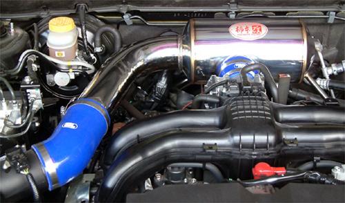 柿本改 カキモトレーシング インテークチャンバー スバル アウトバック BS9/BRM用 (BIC350)【インテーク】KAKIMOTO RACING INTAKE CHAMBER