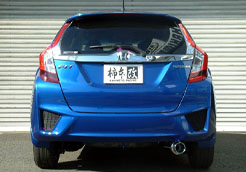 Kakimoto Kai Kakimoto racing GT box 06 & s Honda FIT (fit) for GK5 RS/15 X (H44395)