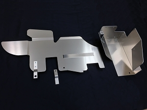 Minamoto Heat Panel Type.I スバル BRZ ZC6用 (SJH001)【クーリングパーツ】源 ミナモト ヒートパネル タイプ1