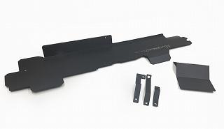Minamoto Heat Panel Type.II ガンコートモデル カラー:ブラック トヨタ 86 ZN6用 (SJH004)【クーリングパーツ】源 ミナモト ヒートパネル タイプ2