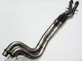 アーキュレー エキゾーストシステム センターパイプ BMW E46 M3用 チタン製 品番(8030CP02)【保安基準適合】【マフラー】【自動車パーツ】ARQRAY Exhaust System Center Pipe