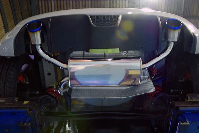 アーキュレー エキゾーストシステム ステンレス シリーズ フィアット 500 ABARTH用 品番(6070AU32)【マフラー】【自動車パーツ】ARQRAY Exhaust System Stainless Series