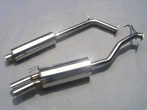 アーキュレー エキゾーストシステム ステンレス シリーズ アルファロメオ 145 TS 後期用 品番(8010AU21)【マフラー】【自動車パーツ】ARQRAY Exhaust System Stainless Series