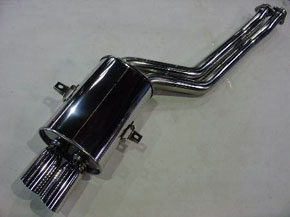 シリーズ 品番(8030AU00)【マフラー】【自動車パーツ】ARQRAY エキゾーストシステム System M3 E36 ステンレス Stainless Series Exhaust BMW 【クーポンで最大2000円OFF】アーキュレー M3B/M3C用