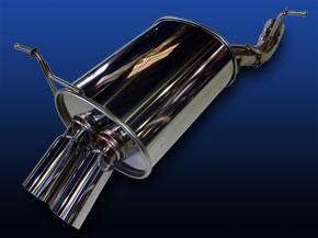 アーキュレー エキゾーストシステム System ステンレス シリーズ BMW E46 シリーズ 318ti/316tiコンパクト用 BMW Wテール 品番(8030AU14)【マフラー】【自動車パーツ】ARQRAY Exhaust System Stainless Series, Gambaru ショップ:aa027838 --- officewill.xsrv.jp