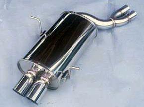 アーキュレー エキゾーストシステム ステンレス シリーズ BMW E46 320i/325i/330i M54エンジン用 品番(8030AU81)【マフラー】【自動車パーツ】ARQRAY Exhaust System Stainless Series