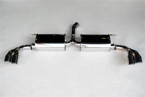 アーキュレー エキゾーストシステム ステンレス シリーズ BMW E70 X5 3.0si用 品番(8030AU52)【マフラー】【自動車パーツ】ARQRAY Exhaust System Stainless Series