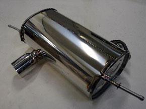 アーキュレー エキゾーストシステム ステンレス シリーズ BMW E87 116i/118i/120i用 シングルテール 品番(8031AU11)【マフラー】【自動車パーツ】ARQRAY Exhaust System Stainless Series