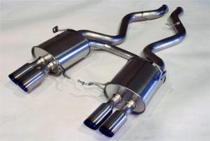第一ネット アーキュレー E90 エキゾーストシステム チタン サイレンサー BMW E90 サイレンサー M3用 アーキュレー 左右 品番(8030TS09)【マフラー】【自動車パーツ】ARQRAY Exhaust System Titanium Silencer, BRAN'S おお蔵:94b722ed --- claudiocuoco.com.br