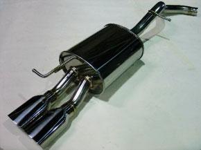 アーキュレー エキゾーストシステム ステンレス シリーズ VW フォルクスワーゲン GOLF IV GTi TURBO用 品番(8300AU20)【マフラー】【自動車パーツ】ARQRAY Exhaust System Stainless Series