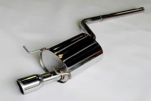 【クーポン利用で最大1200円OFF】アーキュレー エキゾーストシステム チタンテール BMW ミニ クーパー クラブマン R55 ML16用 品番(8400TK15)【マフラー】【自動車パーツ】ARQRAY Exhaust System Titanium Tail