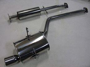 アーキュレー エキゾーストシステム ステンレス シリーズ BMW ミニ ワン/クーパー RA16用 品番(8400AU00)【マフラー】【自動車パーツ】ARQRAY Exhaust System Stainless Series