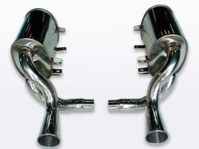 アーキュレー エキゾーストシステム ステンレス シリーズ ポルシェ 911【996】 GT3 後期モデル用 品番(8040AU35)【マフラー】【自動車パーツ】ARQRAY Exhaust System Stainless Series
