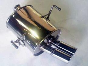 アーキュレー エキゾーストシステム ステンレス シリーズ プジョー 406 クーペ用 品番(8200AU20)【マフラー】【自動車パーツ】ARQRAY Exhaust System Stainless Series